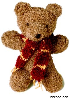 Berroco.com's Harry Bear