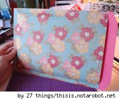homemade bubble mailer envelope