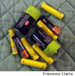 batteries