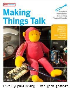 Making Things Talk - O'Reily