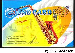 sound card box
