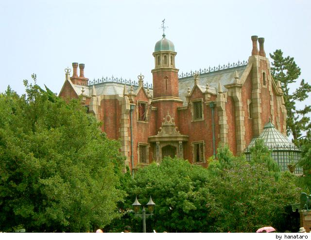 Tokyo Disneyland Haunted Mansion - Japan