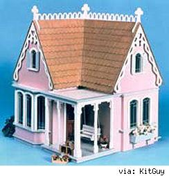 Doll house picture