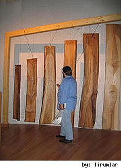large wood xylophone