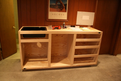 How To Make A Wooden Wine Rack Making Bar Cabinets Small