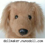 Dachshund by Runo Dollmaker.