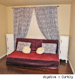 loveseat bed