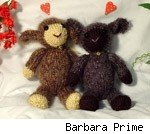 Fuzzy Lambs, by Barbara Prime of Fuzzy Mitten. Fair use size.