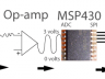 Record audio with the MSP430 microcontroller