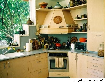 A nifty kitchen