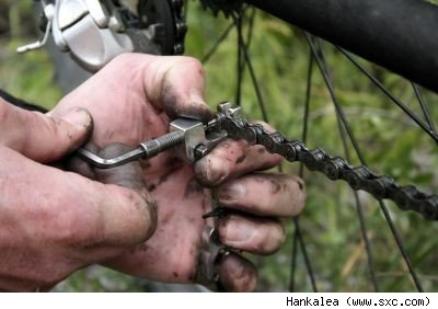 Bike Chain Repair