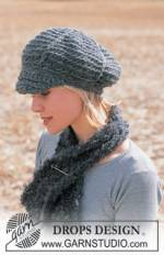 Im looking for a free crochet pattern for a newsboy cap that a