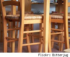 wood chair legs