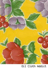 fabric, pattern, oilcloth