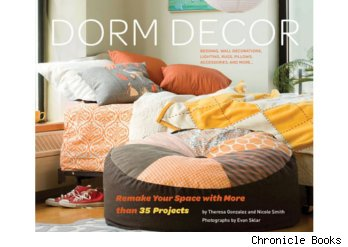 dorm decor, book, dorm, decorating
