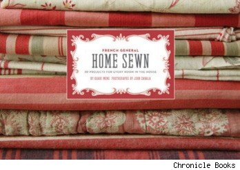 book, chronicle, home-sewn, fabric