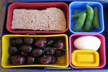 Lunch box ideas from Laptop Lunches.com