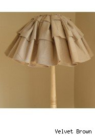 lampshade, skirt