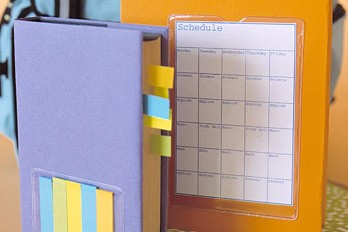 martha stewart, organizer, schedule, book, journal