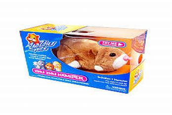 Zhu Zhu Pet toy in package, photo: Toys 