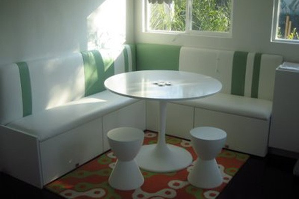 Kitchens .com - Transitional Kitchen Photos - Banquette Seating