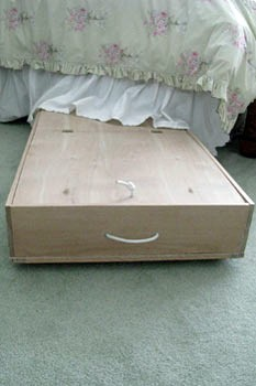 under-bed storage box
