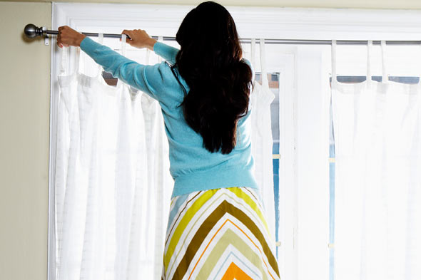 Window Shades Simplify It To Block Light From Entering Your Home