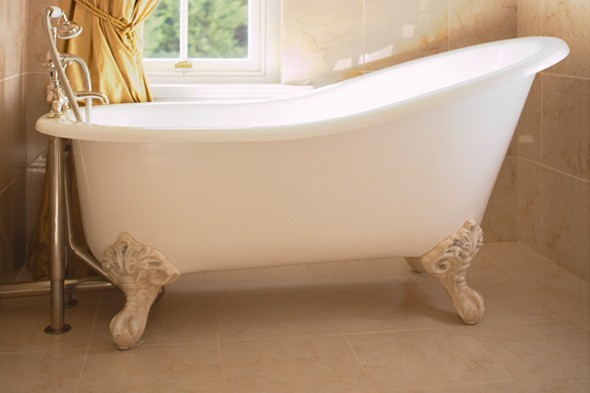 Ordinaire Imagine Your New Home Comes Complete With An Antique Clawfoot Tub