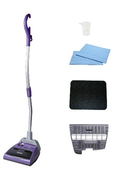 Haan duo steam cleaner