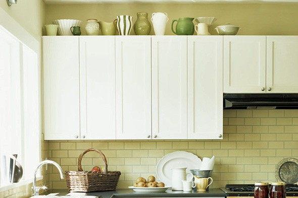Kitchen Cabinet Ideas & Projects: Installing, Refacing, & Painting