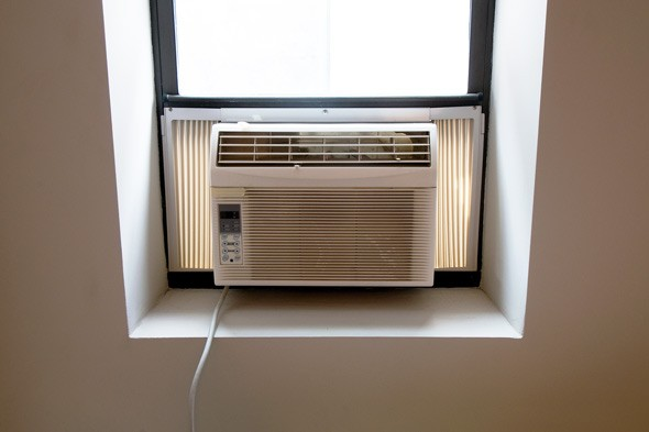 How to for Window unit ac