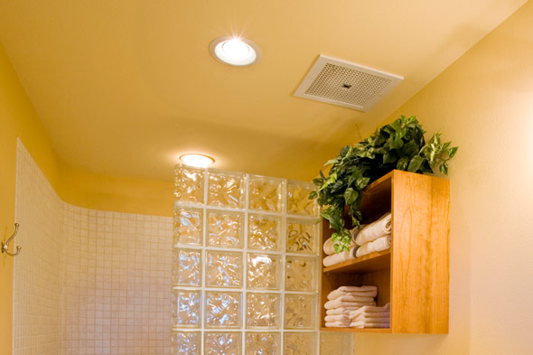 The Daily Fix: Quiet a Noisy Bathroom Exhaust Fan - DIY Life