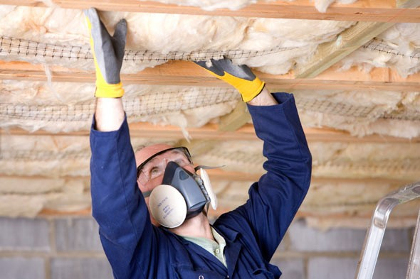 ceiling, insulation, energy savings