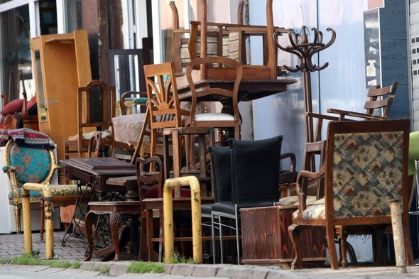 used furniture, bedbugs