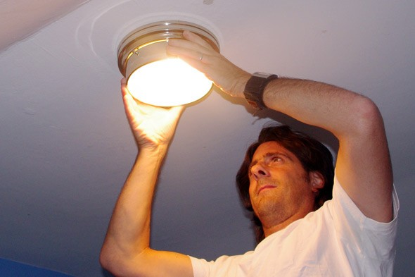 Lighting fixtures and how to install them call home