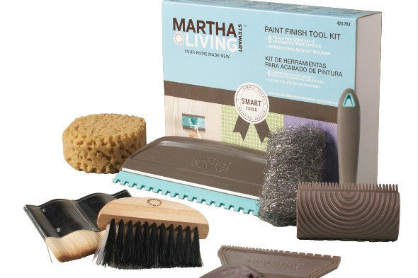 Martha Stewart Living, decorative painting kit