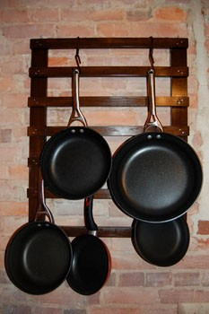DIY pot rack, Re-Nest
