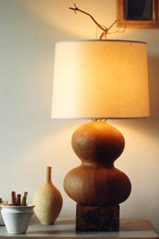 gourd lamp