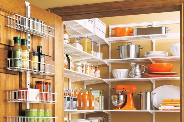 DIY Network, kitchen pantry organization
