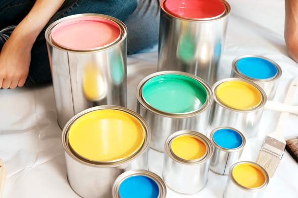 low-VOC paint, no VOC paint, eco-friendly paint