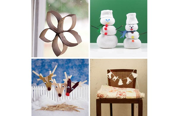 Christmas crafts, holiday crafts
