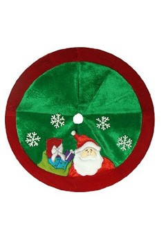 tree skirt, Christmas tree