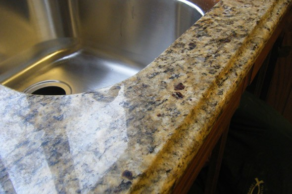 granite countertops, how to clean granite