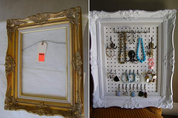 make jewelry holder
