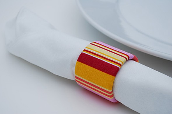 Paper Towel Roll Napkin Rings