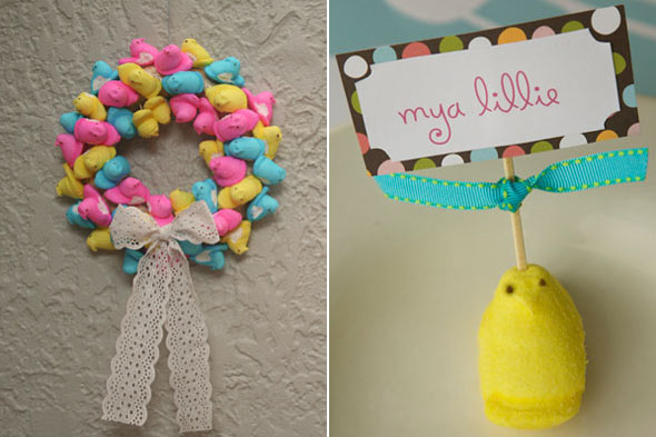 Peeps Easter Crafts
