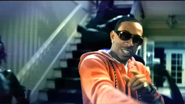 how low ludacris  music video