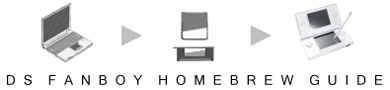 Get homebrew on your DS!