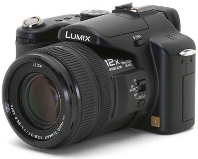 panasonic lumix dmc fz50 reviewed