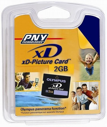 pny and olympus team up to release 2gb xd picture card olympus releases up to date mzuiko digital ed 75 300mm lens 359x425